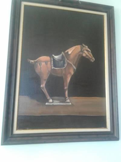 Poza Al doilea cal de lemn