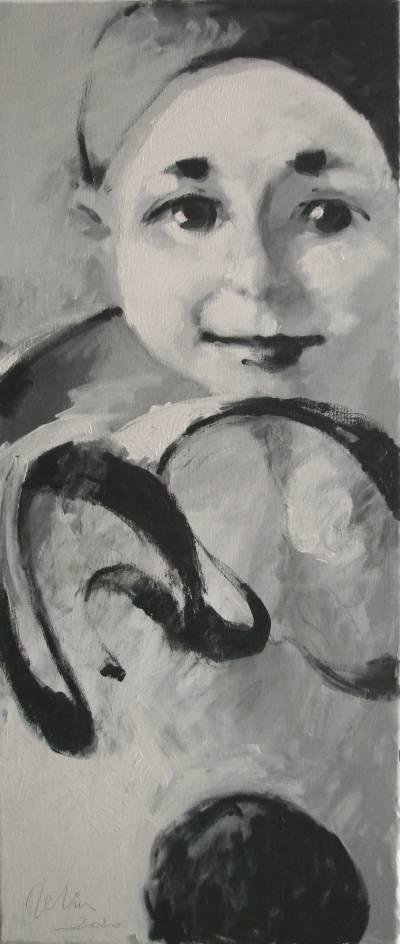 Poza Alb,negru