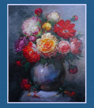 Poza aranjament floral 5