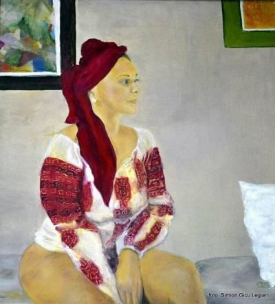Poza Autoportret