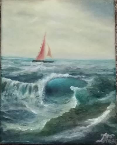 Poza barca cu vela 7