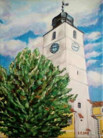 Poza Batranul turn..al sfatului