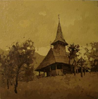 Poza Biserica de lemn din Maramures