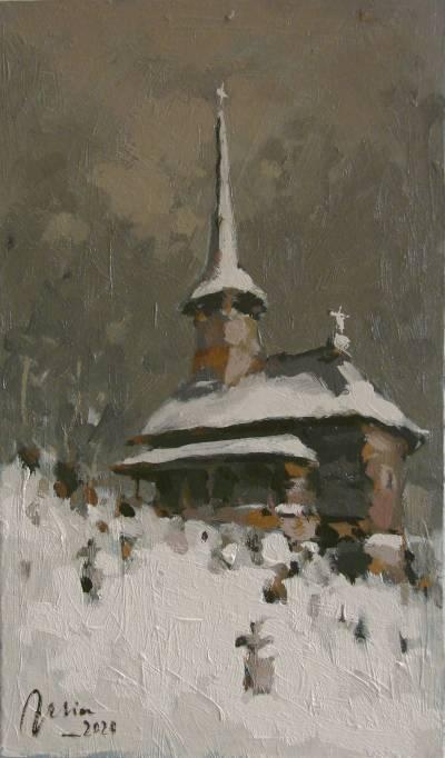 Poza Biserica de lemn din Salaj