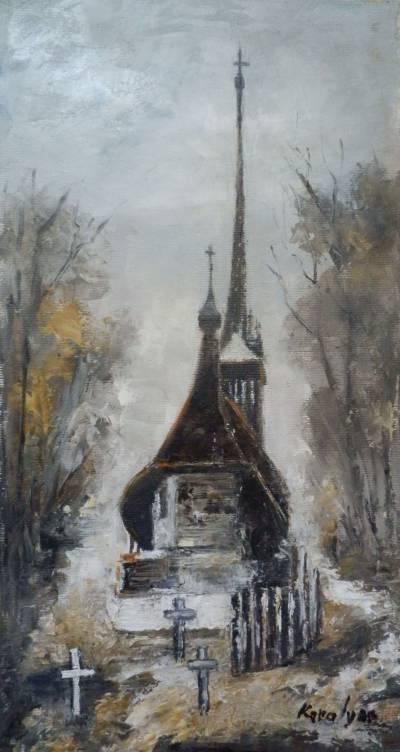 Poza Biserica in Maramures