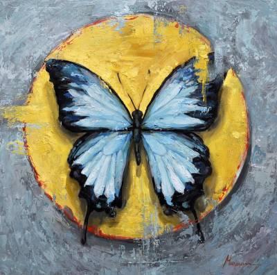 Poza Blue butterfly