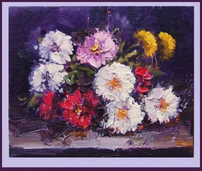 Poza buchet cu flori 11