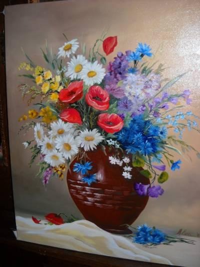 Poza Buchet cu flori de camp B60