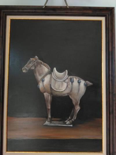 Poza Calul de lemn