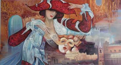 Poza carnaval venetian   zaa