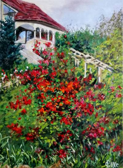 Poza Castelul florilor