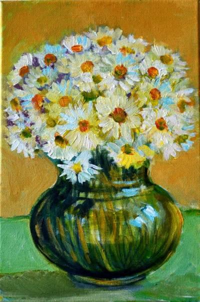 Poza Chamomile bouquet