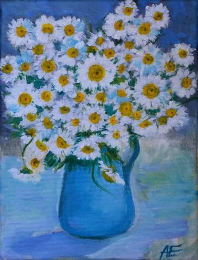Poza Chamomile flowers