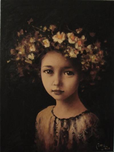 Poza Coronita de flori de iunie