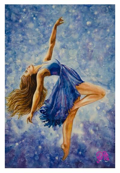 Poza Dansatoarea