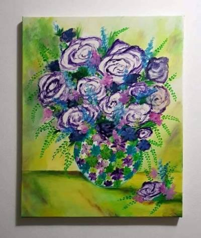 Poza Dantela florala
