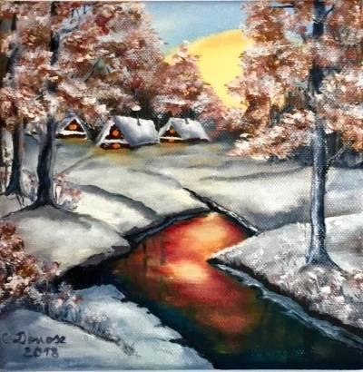 Poza De iarna