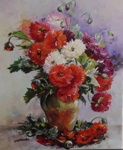 Poza Decor cu flori 3