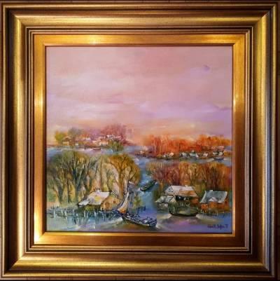 Poza ''Delta Dunarii Vara''