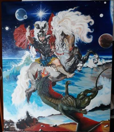 Poza Doborârea dragonului