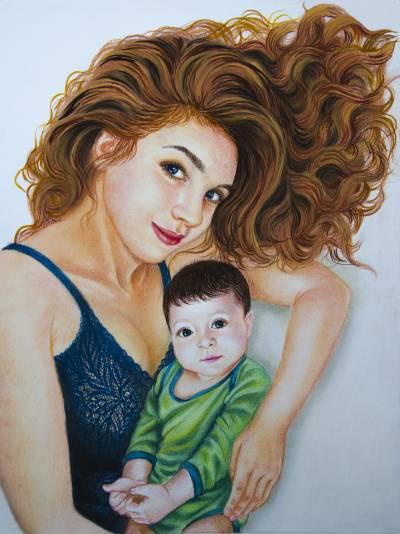 Poza Dragostea mamei