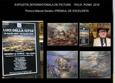 Poza EXPOZITIE INTER NATIONALA      ITAL