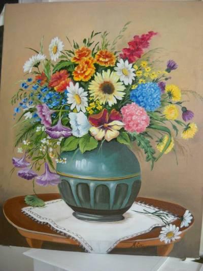 Poza Flori adunate
