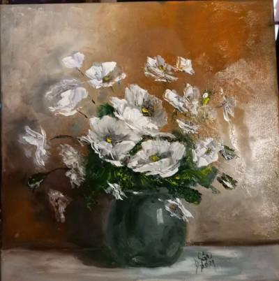 Poza Flori albe