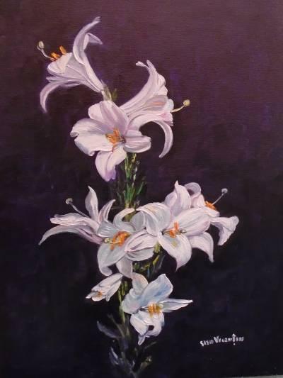 Poza Flori de crin ...