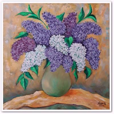 Poza Flori de liliac