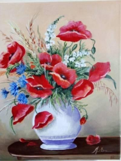 Poza Flori de maci M1
