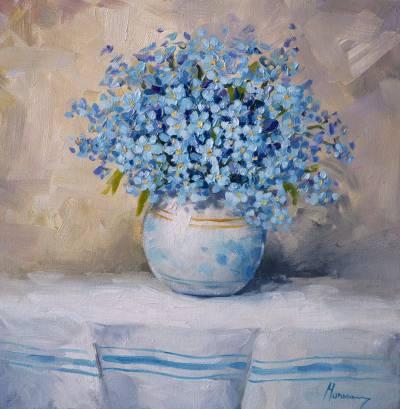Poza Flori de nu ma uita