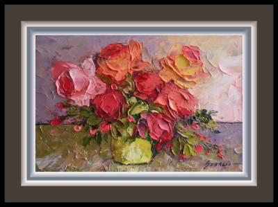 Poza Flori  in lumina divina  (spaclu)