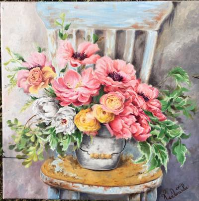 Poza Flori in pastel