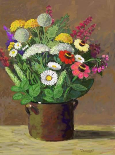 Poza flori si plante pentru 15 august