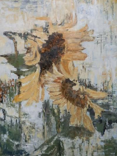 Poza Florile indragostite de soare
