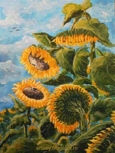 Poza Florile Soarelui