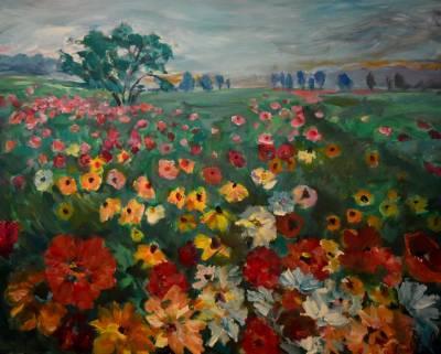 Poza Flower field