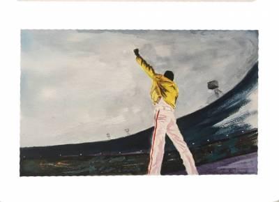 Poza Freddie Mercury 1