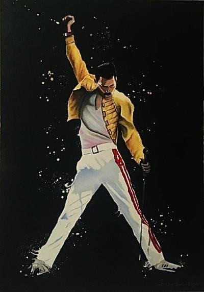 Poza Freddie Mercury