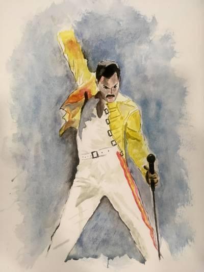 Poza Freddie Mercury 2