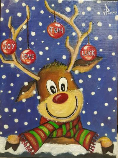 Poza Happy Rudolf
