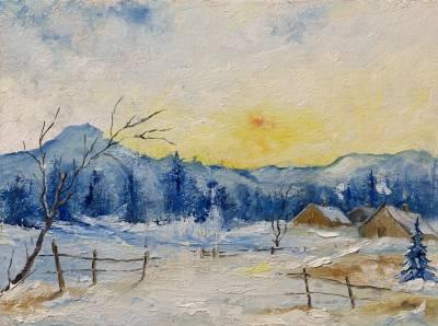 Poza Iarna