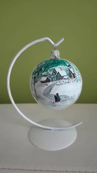 Poza Iarna de smarald