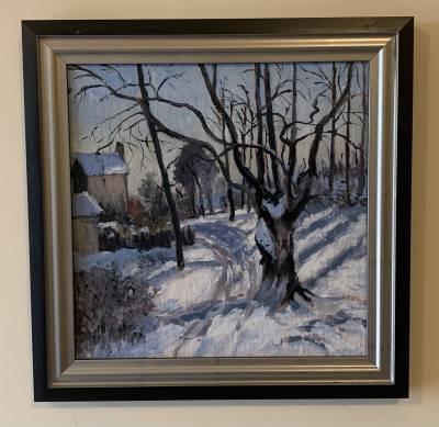 Poza Iarna lui Pissaro