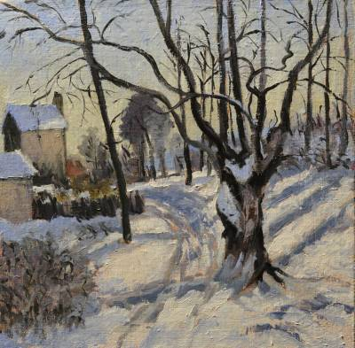 Poza Iarna lui Pissarro 2