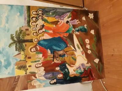 Poza Intrarea lui Isus in Ierusalim