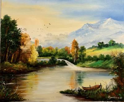 Poza Lac silvestru