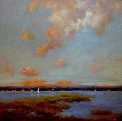 Poza lacul siutghiol - mamaia