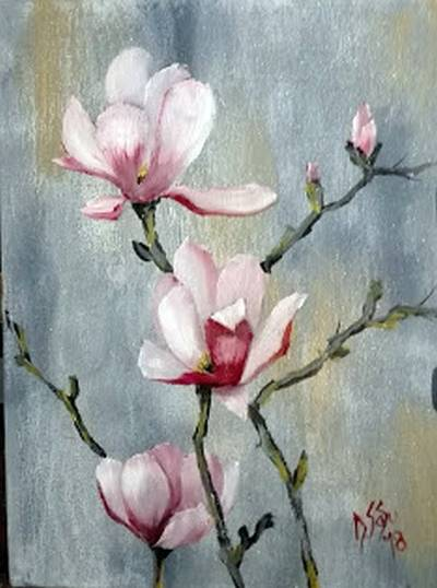 Poza Magnolii delicate